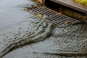 Parts of a Storm Drainage System
