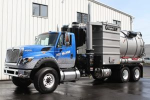 Vacuum Truck Services in Maryland