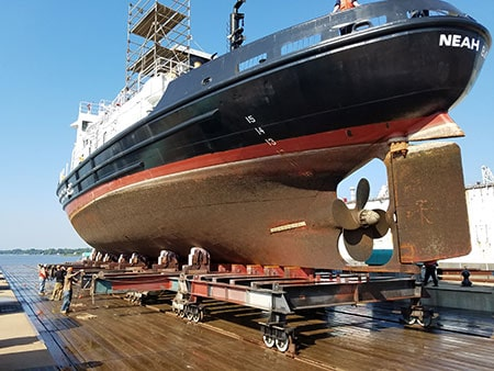 Cleaning of Ship Tanks and Hulls 1