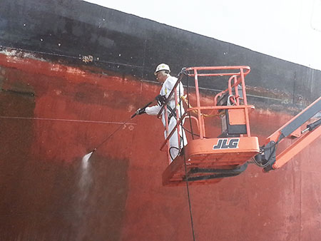 Cleaning of Ship Tanks and Hulls 2