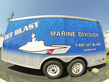 Jet Blast Marine Division
