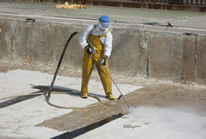 Water Blasting Services in Maryland