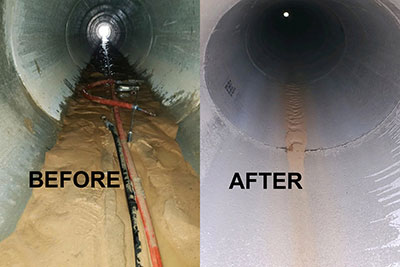Storm Drain Cleaning 2