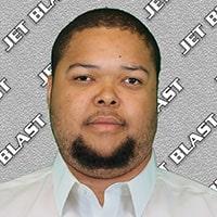 Joshua Robinson, Accounting Clerk